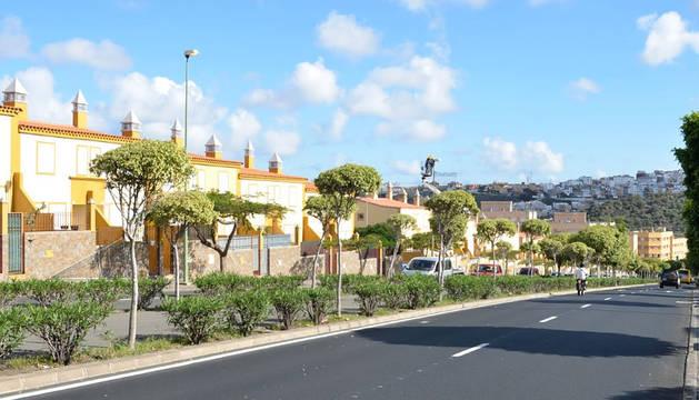 Los hechos ocurrieron en el barrio de Tamaraceite de Las Palmas.