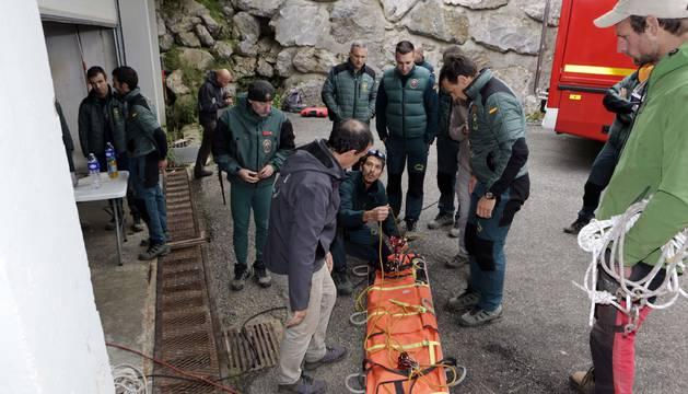 El rescate del espeleólogo francés ya se prolonga más de dos días