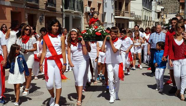 Fiestas de Arguedas 2016