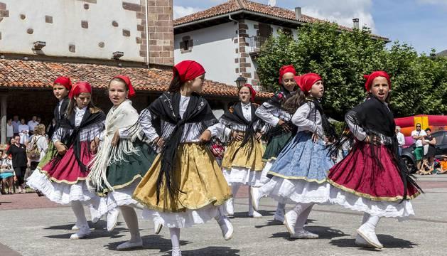 Fiestas de Sumbilla 2016