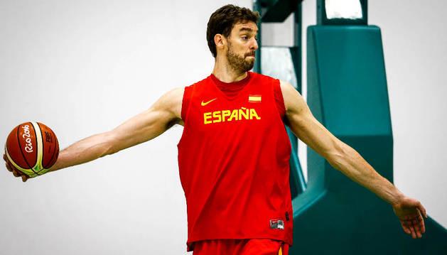 España se juega ante Nigeria su continuidad en los Juegos