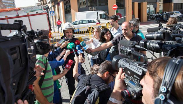 Más de una veintena de medios de comunicación de todo el país cubrieron el suceso.