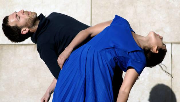 La compañía de bailarina Olatz de Andrés.