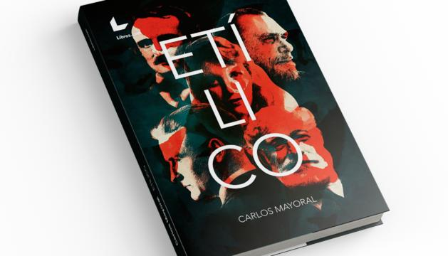 Portada de 'Etílico', de Carlos Mayoral.