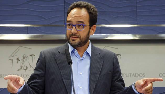 El PSOE pide una comisión de investigación de las tramas de corrupción del PP