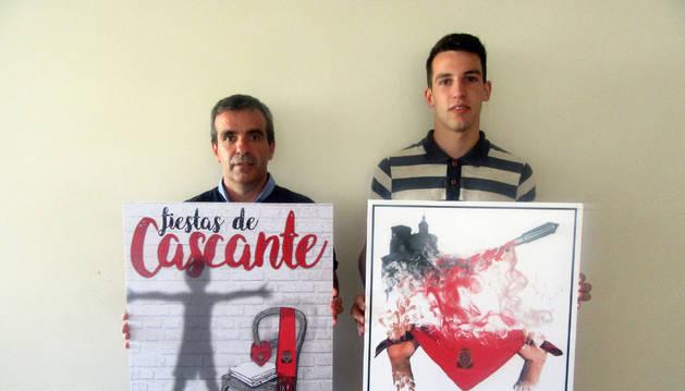 Juanjo Romano gana el concurso de carteles de Cascante