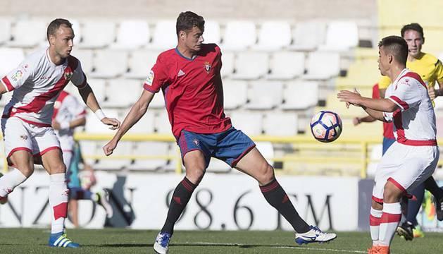 Rayo Vallecano-Osasuna (5-1)