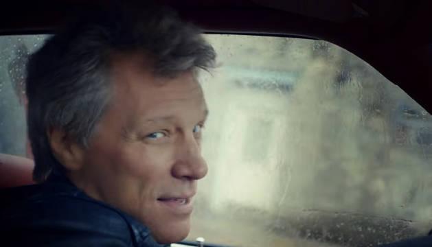 Fotograma de lo nuevo de Bon Jovi.