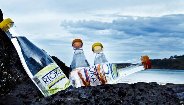 El agua del Cantábrico, un refresco isotónico rico en sales