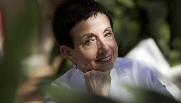 La cocinera Carme Ruscalleda.