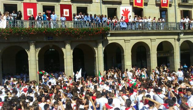 Arrancan las fiestas de Tafalla 2016