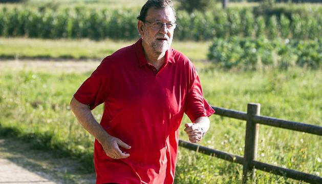 Rajoy dice que el crédito de España quedaría