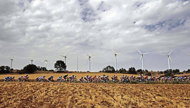 Las renovables permitieron a Navarra autoabastecerse de electricidad 104 días