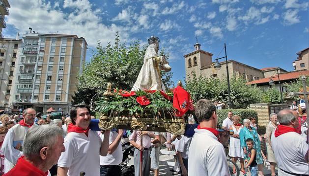 Fiestas de Burlada 2016