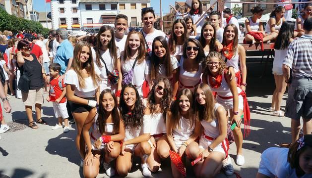 Fiestas de Santa Ana en Buñuel
