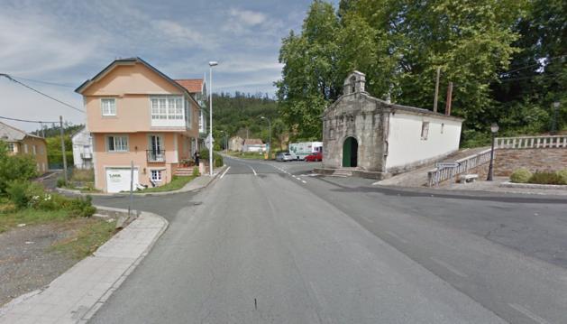 Concejo de  San Sadurniño, lugar donde se ha producido el incidente.