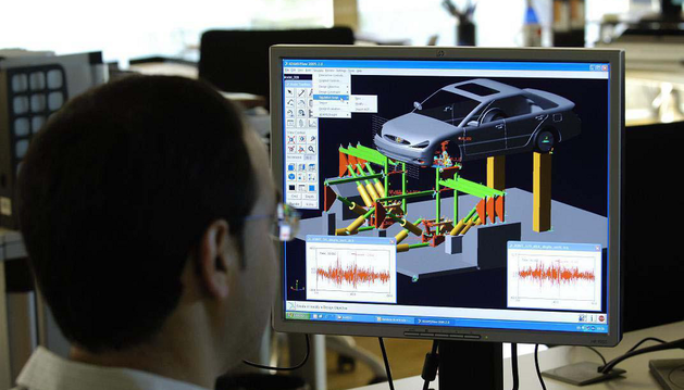Centro de Innovación tecnológica de automoción en Navarra.