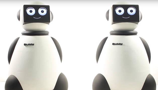 Imagen del robot Dumy.