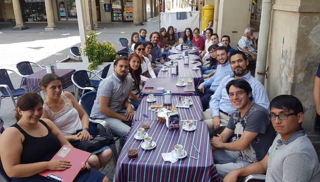 El medievo internacionaliza Estella