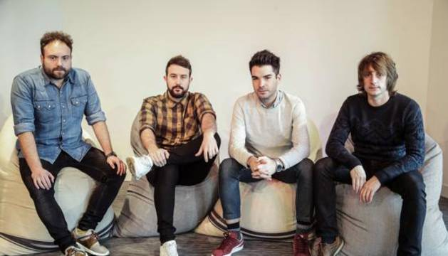 El grupo Supersubmarina.