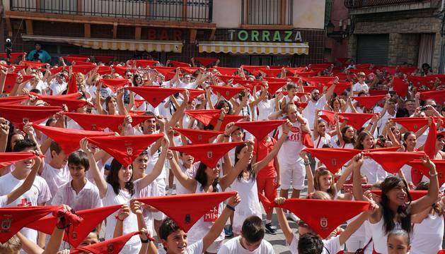 Fiestas de Valtierra. 17 agosto 2016