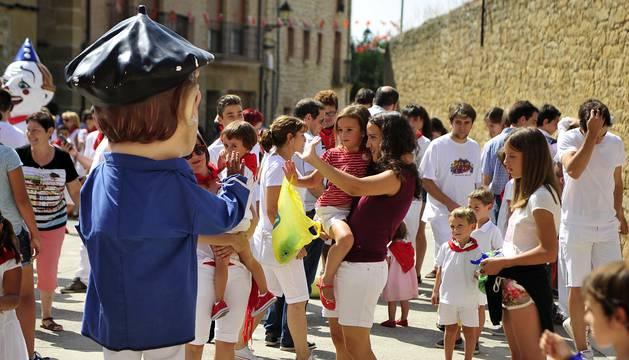 Fiestas de Beire. 17 agosto 2016