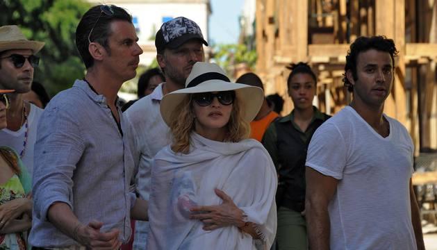 Madonna celebra su 58 cumpleaños en Cuba