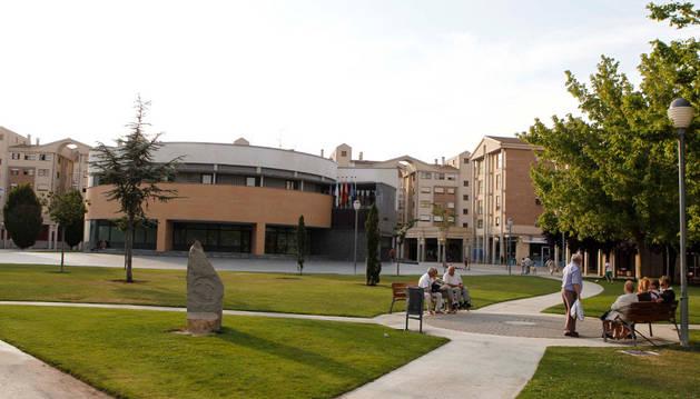 Imagen del Ayuntamiento de Zizur, organizador de los cursos.
