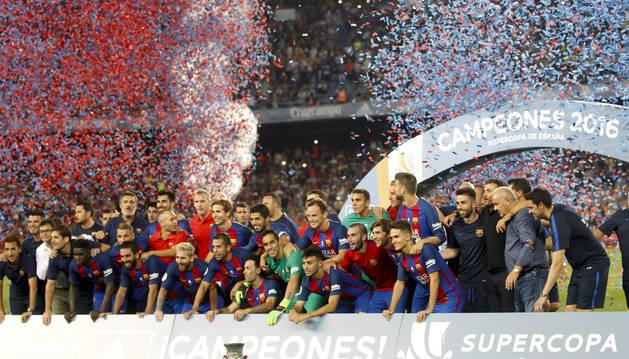 Arda y Messi confirman el título del Barça