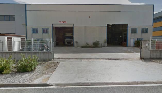 Fábrica de Calorpapel en Orkoien.