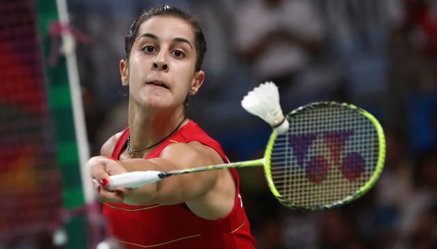 Carolina Marín cumple su sueño olímpico y conquista el sexto oro para España