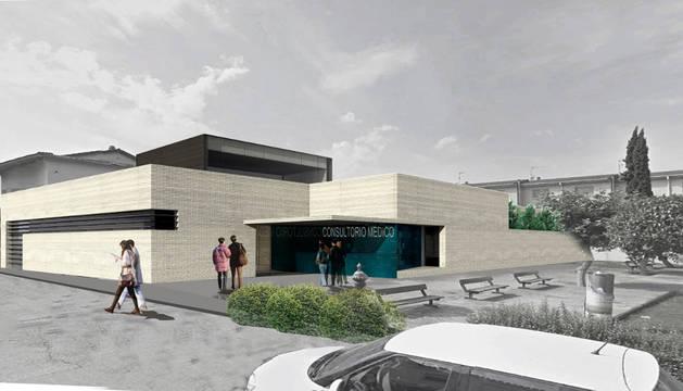 Ribaforada adjudica el proyecto del nuevo consultorio médico