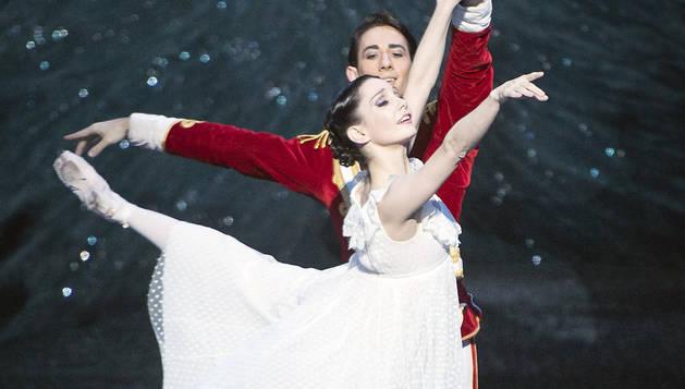 Fotografía facilitada por el English National Ballet, de su directora, la bailarina y coreógrafa Tamara Rojo.