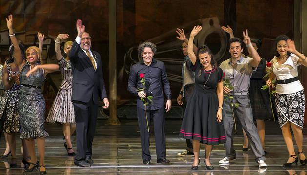 El musical 'West Side Story' se convierte en ópera en Salzburgo