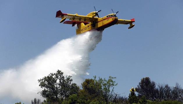 El incendio del Jerte podría haber quemado ya 900 hectáreas