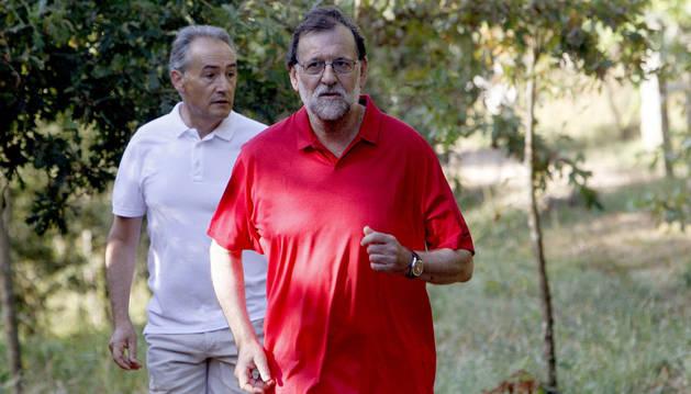 Rajoy pide a Sánchez