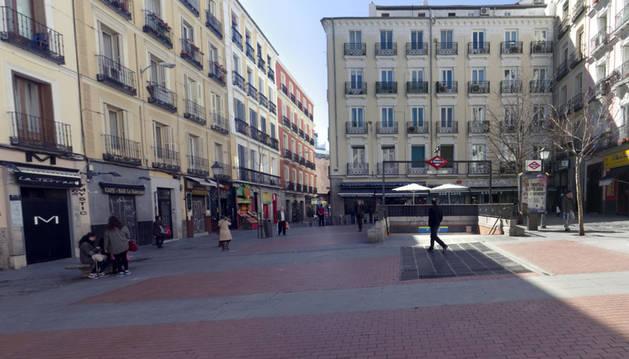 Siete detenidos por agredir a una pareja gay en Madrid y herir a dos agentes