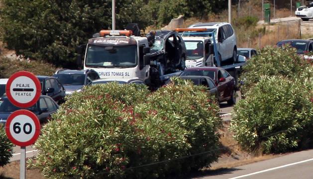 Se elevan a doce los fallecidos en accidentes de tráfico en el fin de semana
