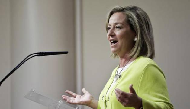 La diputada de Coalición Canaria en el Congreso, Ana Oramas.