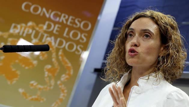 Batet avisa de que el PSOE se mantendrá firme en su 'no' a Rajoy