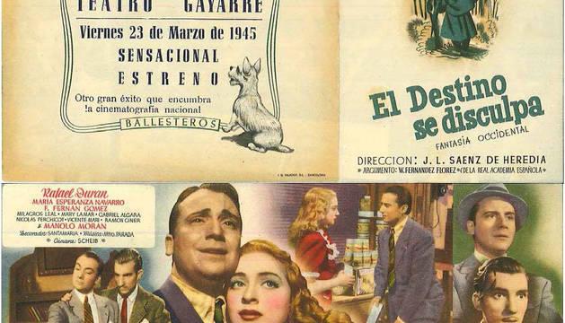 La memoria de los navarros documenta la historia de los cinematógrafos