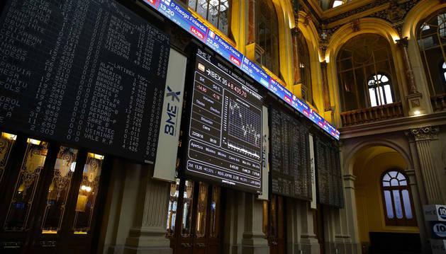 El IBEX 35 se da la vuelta tras la apertura y sube el 0,45%