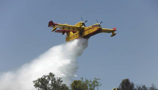 El incendio del Valle del Jerte entra en fase de estabilización