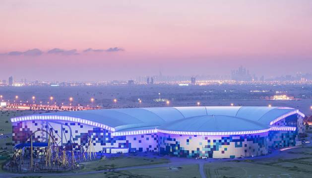 El mayor parque temático cubierto del mundo abrirá sus puertas en Dubai