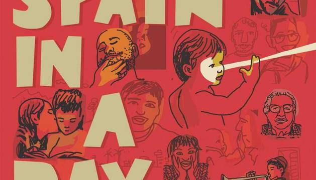 'Spain in a Day' ya tiene cartel
