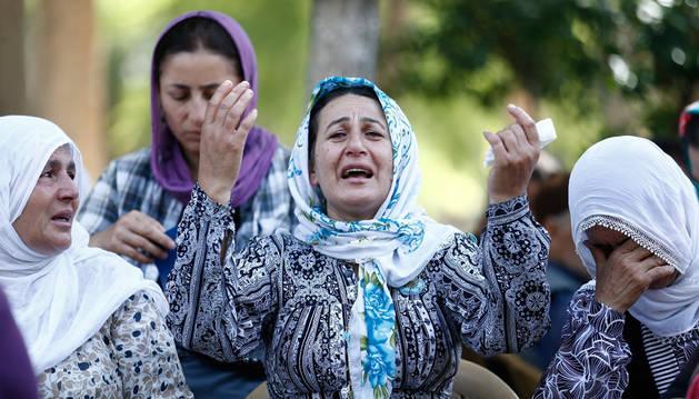 Mas de la mitad de los muertos en el atentado de Turquía son niños