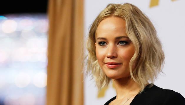 Jennifer Lawrence, la actriz mejor pagada del mundo