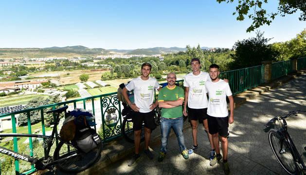 Pamplona se suma a un movimiento en defensa de las vegas de los ríos