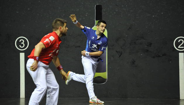 Elezkano II obtuvo ayer su primera victoria con la camiseta de Aspe en un torneo de primer nivel.