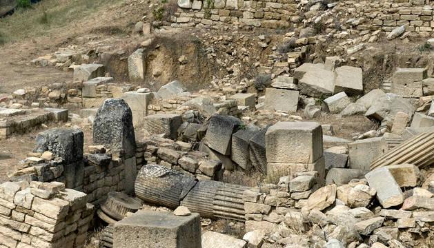 Los yacimientos de Santa Criz y Los Cascajos, declarados de interés cultural